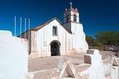 Kirche von san pedro, san pedro de atacama, chile — Stockfoto