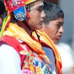 Festival Participants in Cusco, Peru — Stock Photo #12253298