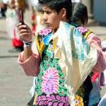 Festival Participants in Cusco, Peru — Stock Photo #12253308
