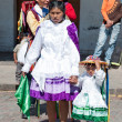 Festival Participants in Cusco, Peru — Stock Photo #12253324