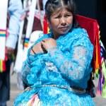 Festival Participants in Cusco, Peru — Stock Photo #12253358