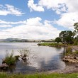 Stock Photo: Lake Rotorua, New Zealand