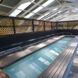 Rotorua swimming pool — Stock Photo