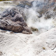Stock Photo: Geothermal Landscape - Rotorua, New Zealand