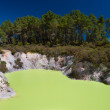 Stock Photo: Devil's Bath, Wai-O-Tapu Thermal Wonderland, Rotorua, New Zealan