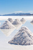 Salar de Uyuni - Bolivia — Stock Photo