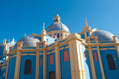Colourful domed church, Salta, Argentina — Stock Photo