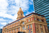 Ferry Building - Auckland, New Zealand — Stock Photo