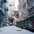 Melbourne Alley, Australia - Stock Photo