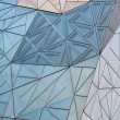 Federation Square Building - Melbourne, Australia — Stock Photo
