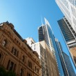 Sydney, Australia Architecture - Stock Photo