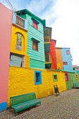 Colorful La Boca, Buenos Aires — Stock Photo