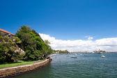 Balmain, sydney, austrália. — Foto Stock