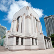 Stock Photo: Anzac War Memorial in Hyde Park