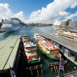 Circular Quay - Sydney Harbour, Australia — Stock Photo