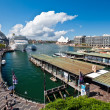 Stock Photo: Circular Quay - Sydney Harbour, Australia