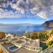 Stock Photo: Panorama, Tenerife, Canarian Islands