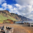 Panorama, Tenerife, Canarian Islands — Stock Photo