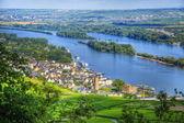 Ruedelsheim, Hessen, Germany — Stock Photo