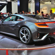 FRANKFURT - SEPT 14: HONDA NSX CONCEPT presented as world premie — Stockfoto