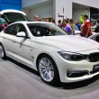 FRANKFURT - SEPT 14: BMW 3 series Gran Turismo (GT) presented as — Stock Photo