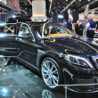 FRANKFURT - SEPT 14: Brabus 850 6.0 Biturbo iBusiness presented — Stock Photo