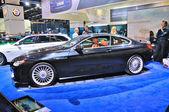 FRANKFURT - SEPT 14: BMW Alpina B6 Bi-Turbo Coupe presented as w — Stockfoto