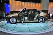 FRANKFURT - SEPT 14: Ford Mondeo Vignale presented as world prem — Stock Photo