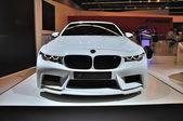 FRANKFURT - SEPT 14: Hamann BMW M5 Mi5Sion presented as world pr — 图库照片