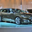 FRANKFURT - SEPT 14: Ford Mondeo Vignale presented as world prem — ストック写真