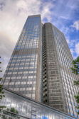 FRANKFURT, GERMANY - JUL 12: European Central Bank — Foto Stock