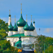 Prophet Elijah's Church, Yaroslavl, Russia — Stock Photo