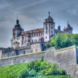 Stock Photo: Marienberg Fortress (Castle), Wurzburg, Bayern, Germany