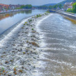 Stock Photo: Main River, Wurzburg, Bayern, Germany