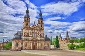 Fuldaer Dom (Cathedral) in Fulda, Hessen, Germany (HDR) — Foto de Stock