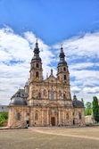 Fuldaer Dom (Cathedral) in Fulda, Hessen, Germany — Стоковое фото