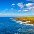 North-west coast of Tenerife near Punto Teno Lighthouse, Canaria — Stockfoto