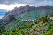Mountains near Masca village, Tenerife, Canarian Islands — Stock Photo