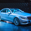 FRANKFURT - SEPT 21: Mercedes-Benz S-Class Coupe presented as wo — 图库照片 #33451791