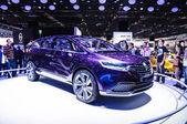 FRANKFURT - SEPT 21: Renault Initiale Paris Concept Car presente — Stock Photo
