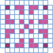 Crossword — Stockvektor #37155329