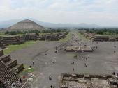 Teotihuacan — Stock Photo