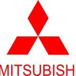 Mitsubishi Logo — Stock Photo