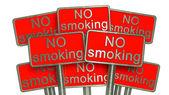 No smoking — Stock Photo