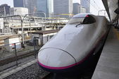 日本の新幹線 — ストック写真
