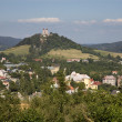 Banska Stiavnica - calvary — Stock Photo