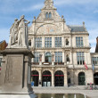 Gent - Schouburg building -  