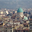 Synagogue in Florence — Stock Photo