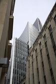 Londen - willis gebouw van de straat — Stockfoto
