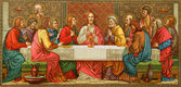 Last Supper of Chris — Foto Stock